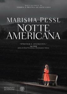 Notte americana Book Cover