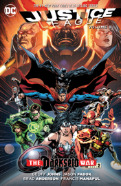 Justice League Vol. 8: Darkseid War Part 2 book