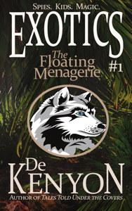 Exotics #1: The Floating Menagerie Book Review