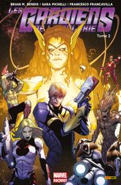 Les Gardiens de la Galaxie Marvel Now T02