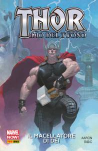 Thor Dio Del Tuono 1 (Marvel Collection) Libro Cover