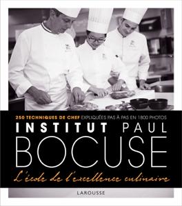 Institut Bocuse - L'école de l'excellence culinaire La couverture du livre martien