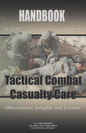 Tactical Combat Casualty Care