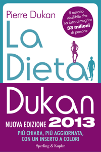 La dieta Dukan (Nuova Edizione 2013) Copertina del libro