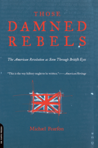 Those Damned Rebels Buch-Cover