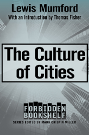 The Culture of Cities book