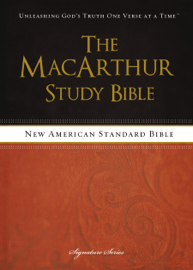 The NASB, MacArthur Study Bible, eBook