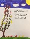Mrs Mitchells Spongetacular Narratives