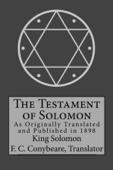 The Testament of Solomon Book Cover
