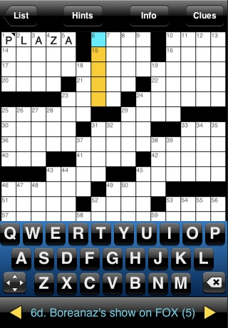 graphic regarding Usa Today Crossword Printable called United states TODAY® Crosswords through Andrews McMeel Common, Inc.