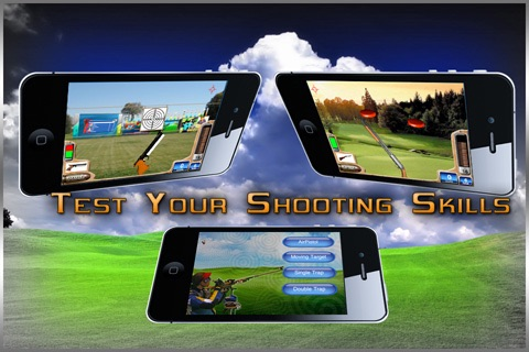 3D Pro Shooting Lite screenshot-4
