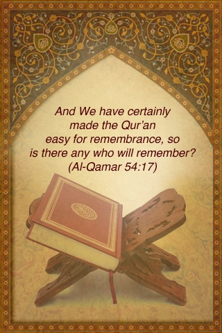QSurahs Lite– Memorize Qur'anic Surahs screenshot one