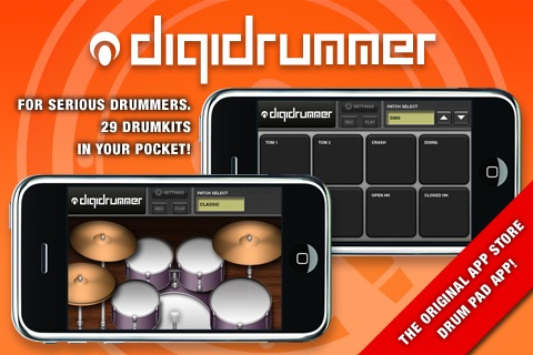 DigiDrummer screenshot-0