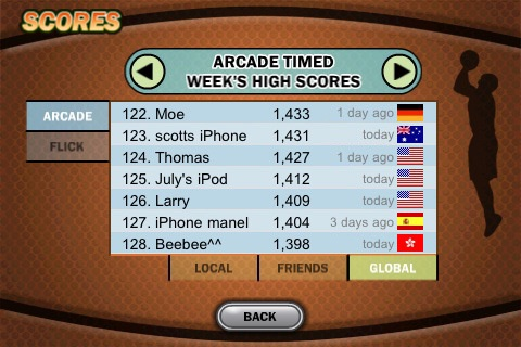 Hoops Madness Lite screenshot-4