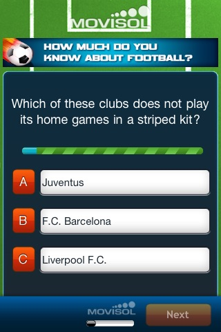 How much do you know about football?  - Lite