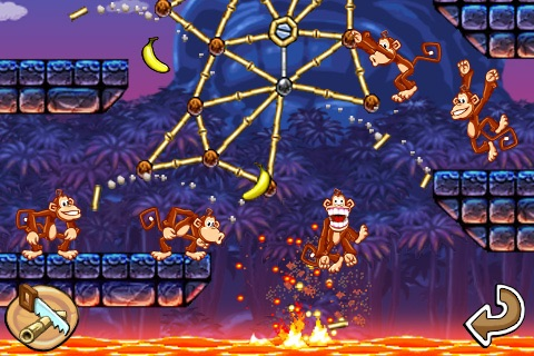 Tiki Towers LITE screenshot-1