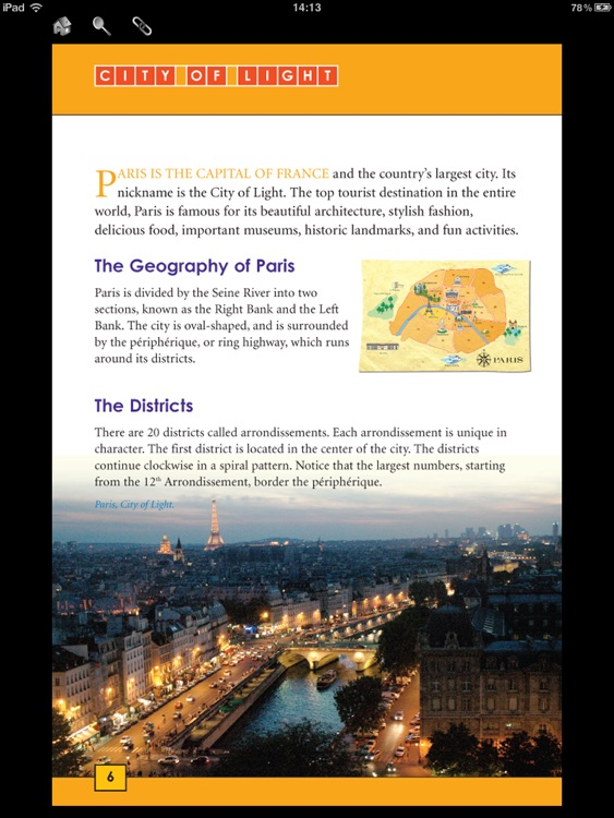 Paris for Kids for iPad screenshot-2