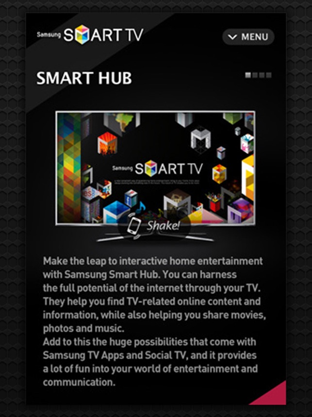 Samsung SmartCube on the App Store