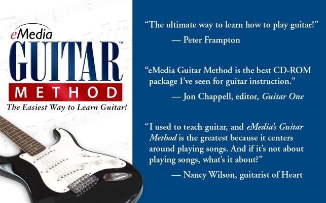 eMedia Guitar Method v4