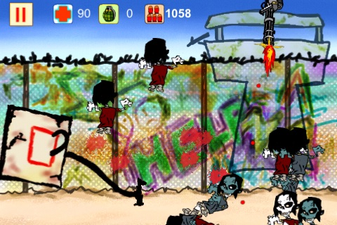 Zombie City Pro screenshot-4
