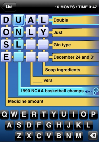 USA TODAY® Crosswords screenshot-4