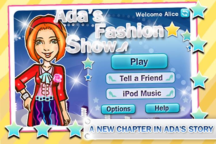 Ada's Fashion Show