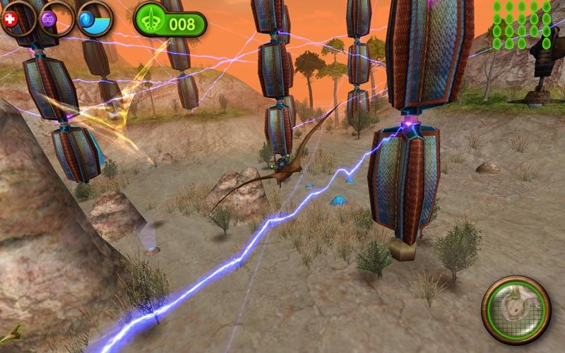 Nanosaur 2 Screenshot