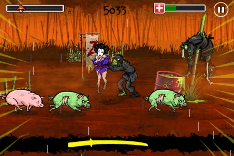 Katana Zombie FreePlay
