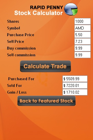 Rapid Penny Stock Chaser screenshot-3