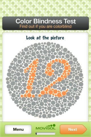 Color Blindness Test Lite