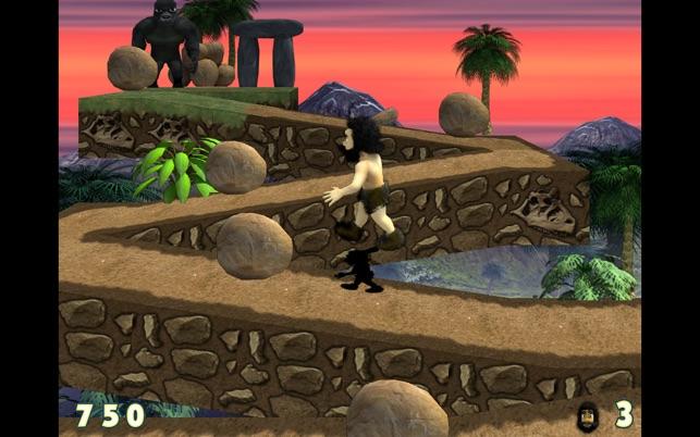 """Caveman App Store : Mac app store 上的""""caveman rocks"""