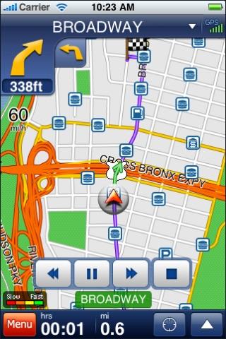 G-Map U.S. East screenshot-4