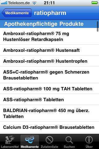 Laktosefrei screenshot 3