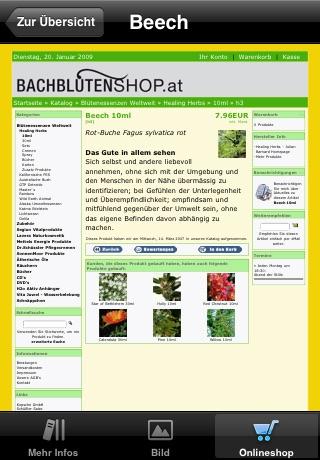 Bachblüten screenshot-3