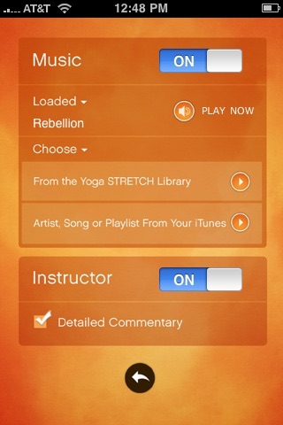 Yoga STRETCH Lite screenshot-4