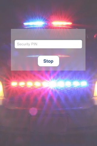 Alarm Security Anti-Touch (Gunshot and Police S... screenshot-3