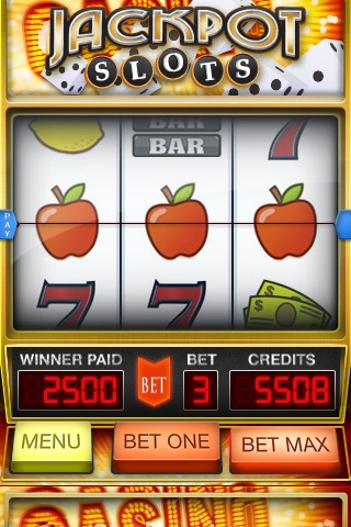 Jackpot Slots screenshot-3