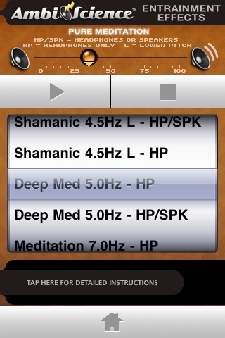Pure Meditation Premium* | AmbiScience™ • Binaural & Isochronic Ambient Meditation Utility