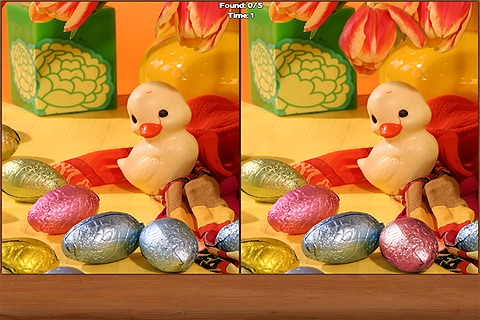 Easter-Spot the Difference