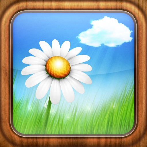 Serenity ~ the relaxation app for iPad