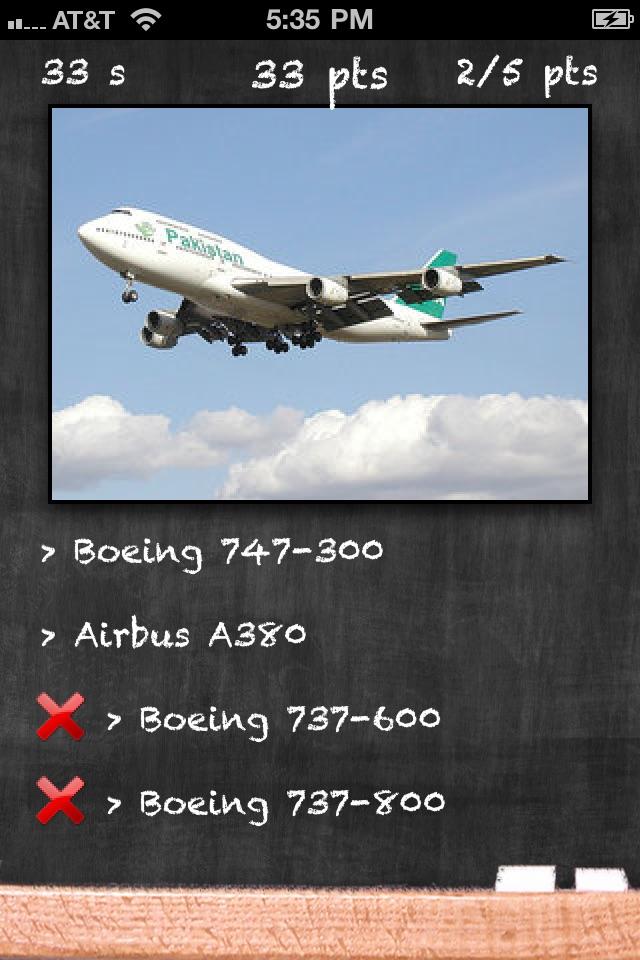 Airplane Quiz – Test Your Passenger Airplane Identification Skills Cheat Codes