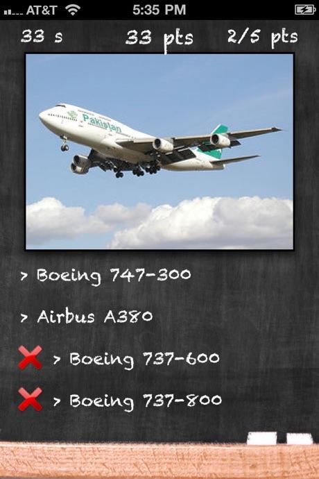 Airplane Quiz – Test Your Passenger Airplane Identification Skills
