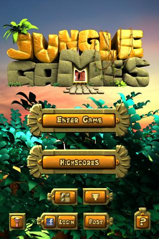 Jungle Games Free screenshot three