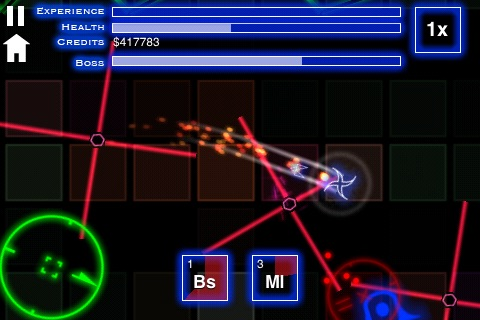 Isotope: A Space Shooter screenshot-3