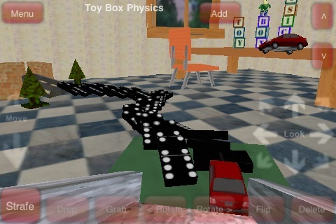 Toy Box Physics