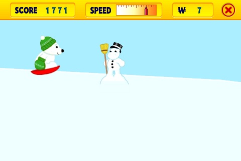 Polar Plunge ™ screenshot-3