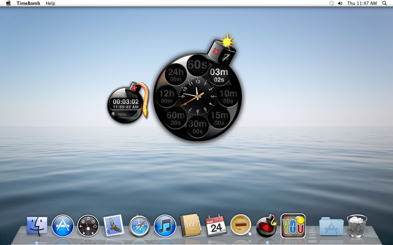 Tick Tock on the Mac App Store