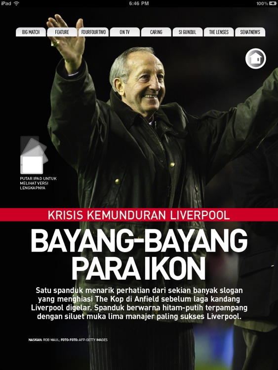 BOLA Sports News screenshot-3