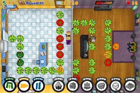 Diet Defense screenshot-3