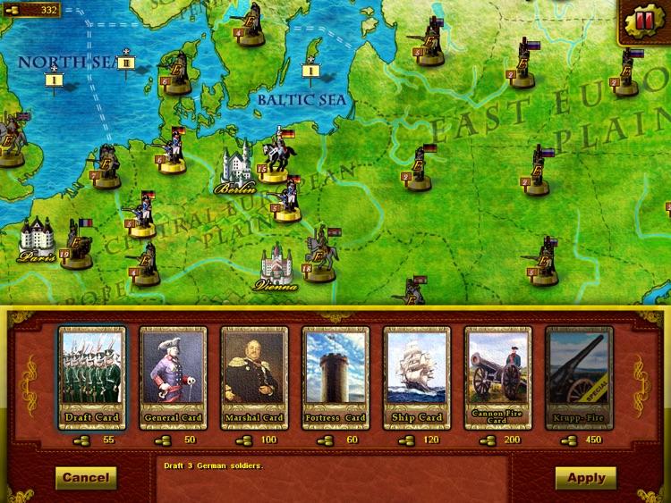 European War Lite for iPad